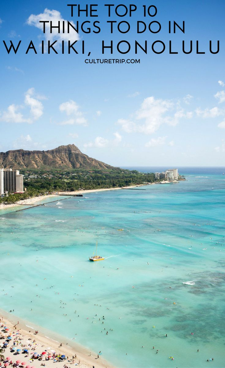 Best Oahu Hawaii Images On Pinterest Oahu Hawaii Hawaii - 10 things to see and do in honolulu