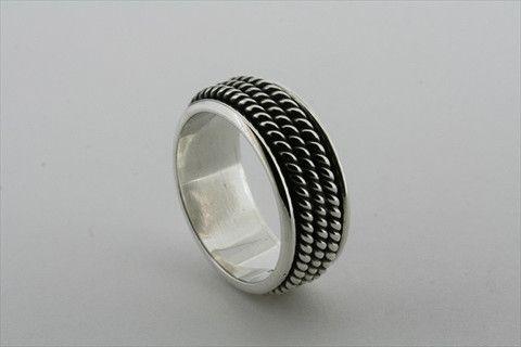 3 rope spinner ring