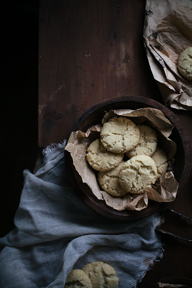 Vanilla dreams cookies (recipe) | Linda Lomelino, for Amelia