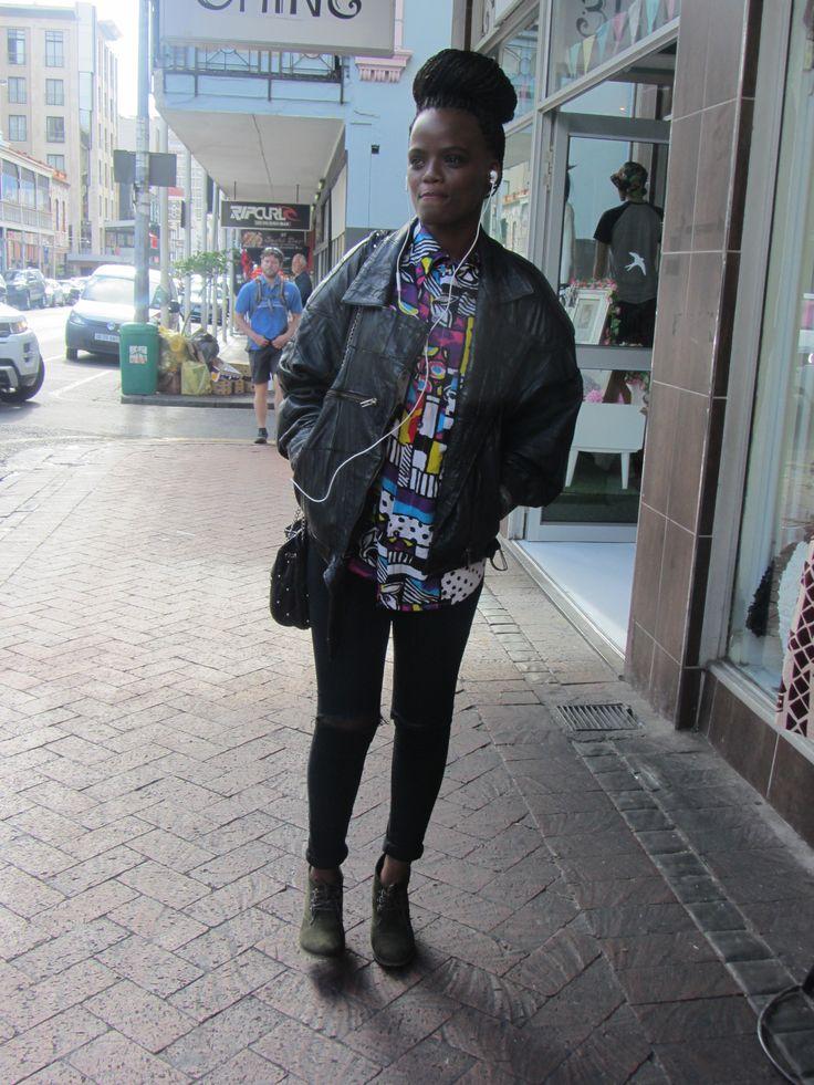 Street Style #Capetown