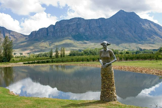 Saronsberg near Tulbagh