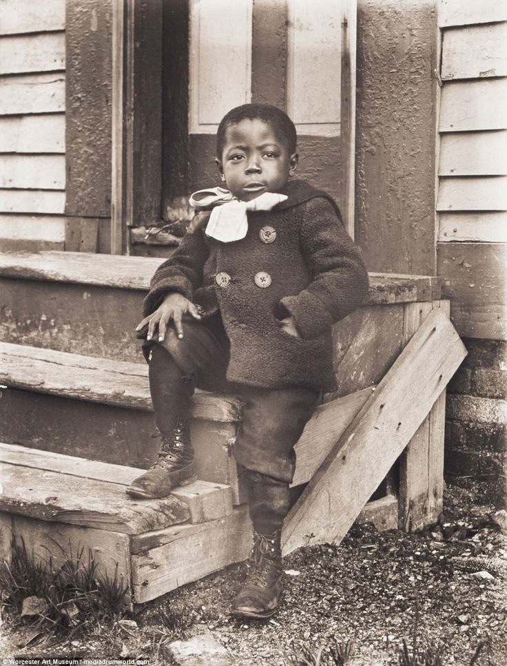 Ralph Mendis was born in 1897 and is seen here at approximately age five in 1902. His mother, Frances, was part of the New Bern, North Carolina, migration to Worcester, and his father was one of a handful of Jamaican immigrants who resided in the city. Rhode Island records indicate that Ralph died in 1906, though the cause is unknown