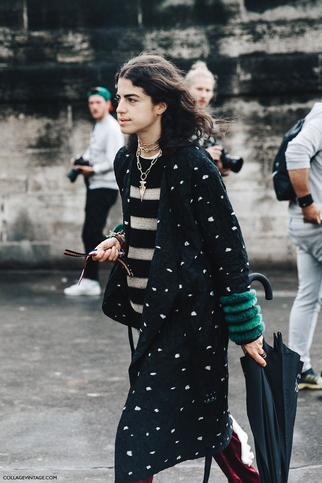 PARIS FASHION WEEK |STREET STYLE