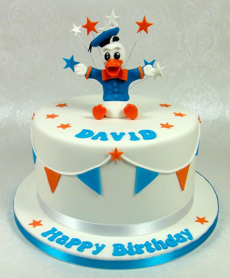 Childrens birthday cake recipes uk