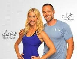 Chris and Heidi Powell