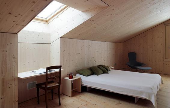 Holzkristall in Lumbrein, Switzerland by Hurst Song Architekten