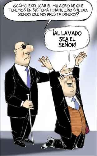 Caricaturas Politicas: Sistema Financiero Mexicano