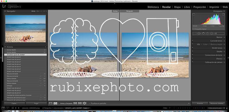 Lightroom: 10 razones para emplearlo como programa para editar fotos