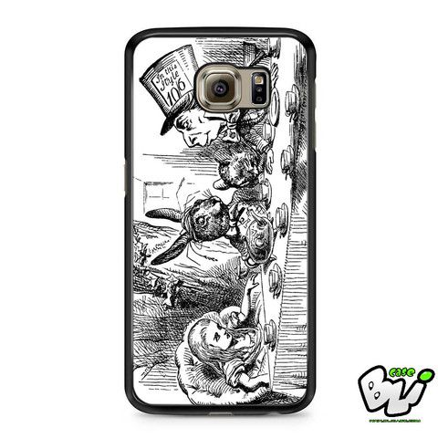 Alice Tea Party Samsung Galaxy S7 Case