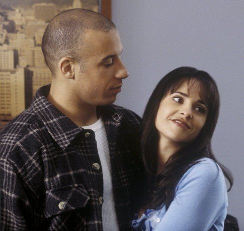 Still of Vin Diesel and Jacqueline Obradors in A Man Apart (2003)