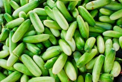 Cucumbers are not a veggie but a fruit & have Vitamin A & C, potassium, magnesium and folic acid which are all good for us especially women. Read up friends, I was pleased to find out the benefits of eating cucumbers especially when I love eating them with veggie dip or ranch dressing.