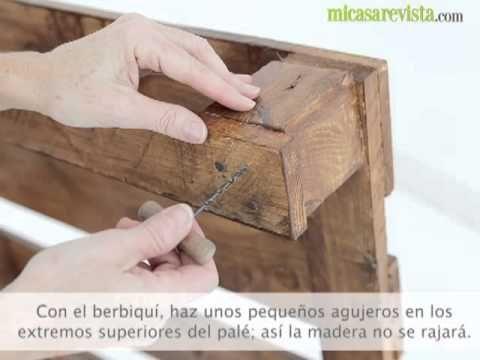 Un original zapatero. Manualidades - YouTube