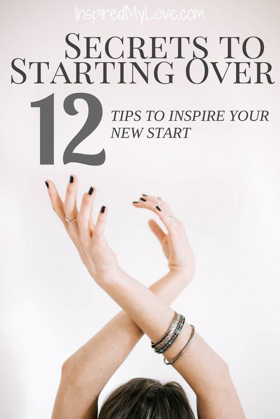 Motivation to Start Over After Divorce  How to Recover from