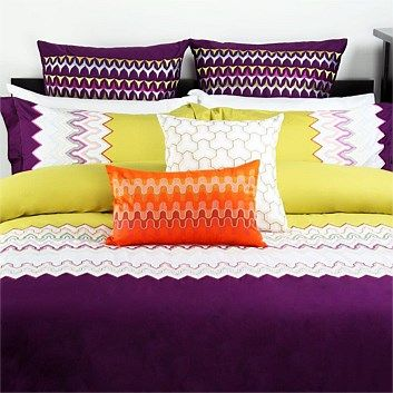 Fieldcrest Ettie Duvet Cover Set