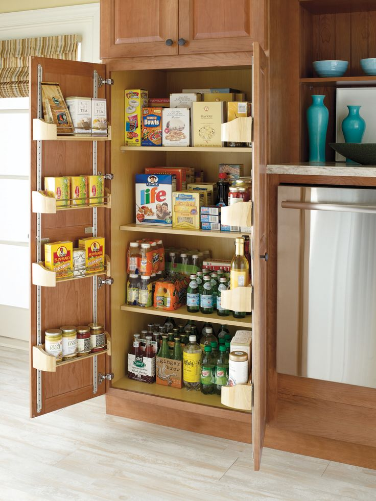 Amazing Pantry Storage Is Great For Every Kitchen