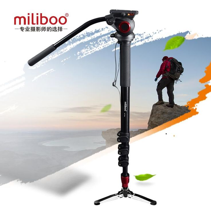 Special offers miliboo MTT705A Professional Aluminum Portable Camera Tripod with Hydraulic Head monopod dslr stand  //Price: $94.80//     #electonics