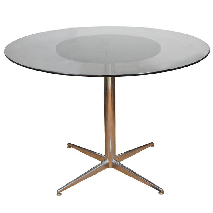 Round Glass Pedestal Coffee Table: 29 Best Images About Oval Pedestal Table On Pinterest