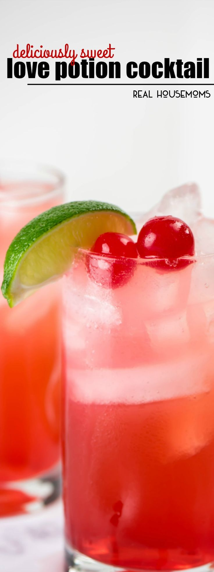 how to make love potion alcoholic drink