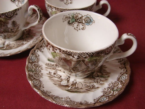 10 best johnson brothers china images on Pinterest | Johnson ...