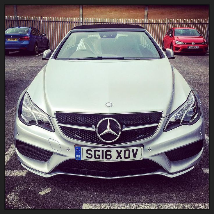 Beautiful Mercedes E Class Convertible arrived ready for delivery tomorrow! #car #cars #carlease #shorttermcar #shorttermcarleasing #mercedes