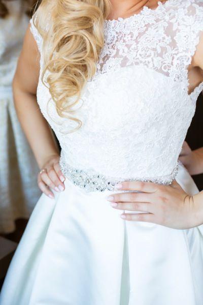 Свадебное платье. Кубинская свадьба от Wedkitchen