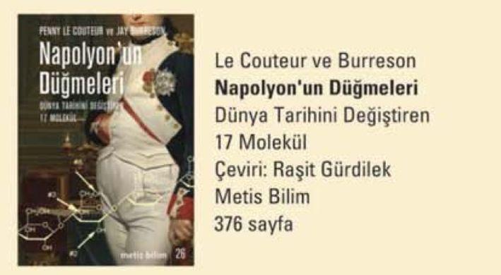 TÜBİTAK Bilim Teknik dergisinin genel yayın yönetmeniydi... Bu memleketin az sayıdaki bilim yazarından biridir. Yeni kitabı: Napolyon'un Düğmeleri.