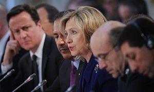 'So revealing and wacky': Hillary Clinton emails deride David Cameron