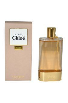 Chloe Love Eau De Parfum Spray, 2.5 Ounce by Chloe. $77.35. **No U.S. Sale Tax** 2.5 oz Eau De Parfum EDP Spray. New in Box. Chloe Love by Chloe for women. EAU DE PARFUM SPRAY 2.5 OZ Design House: Chloe Year Introduced: 2010. Save 38%!