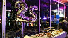 25th birthday party