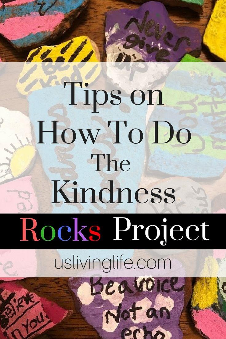 Das Kindness Rocks Projekt – School