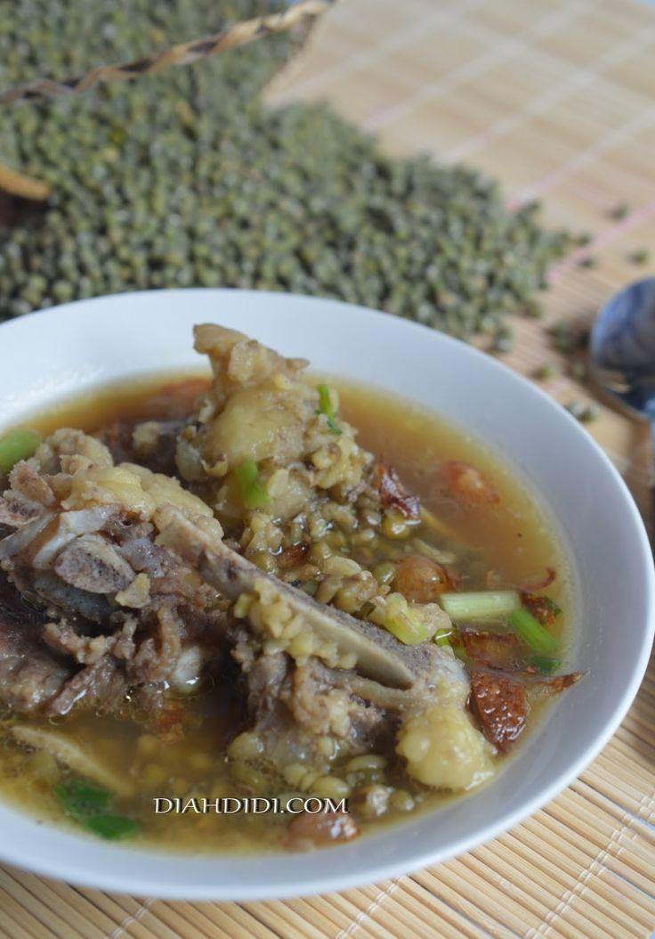 Diah Didi's Kitchen: Kuah Kaldu / Kaldu Kokot
