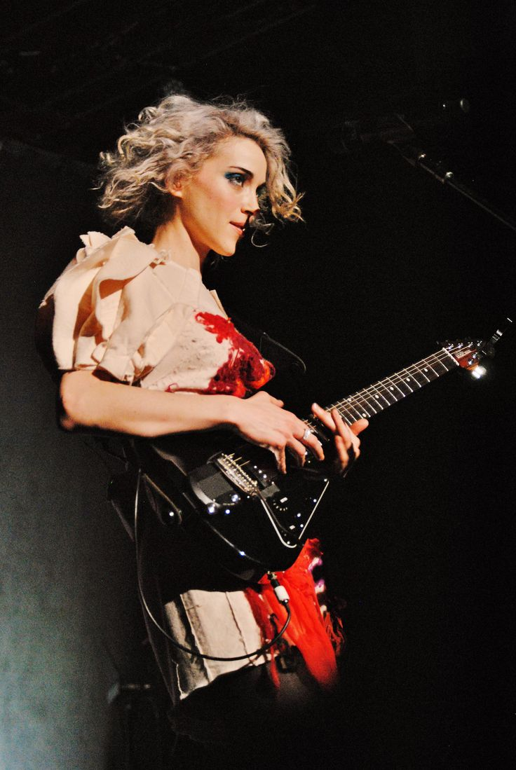 The new St. Vincent album is so good that it's haunting my dreams.