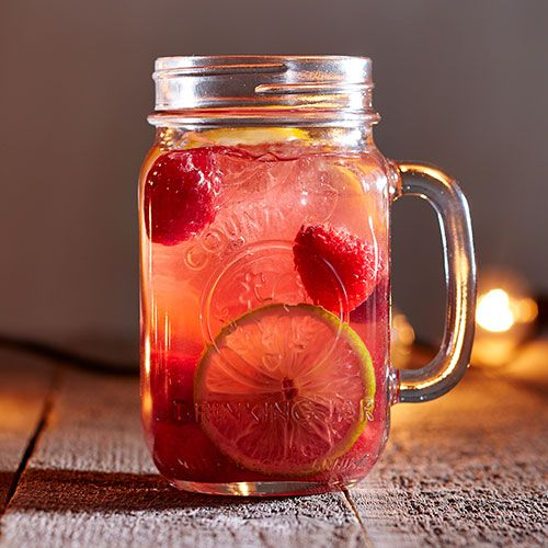 Raspberry+Tequila+Sangria+-+The+Pampered+Chef®                                                                                                                                                      More