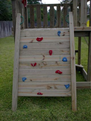 34 best kids backyard paradise images on pinterest children how to build diy wood fort and swing set plans from jacks backyard learn how to build your own backyard wooden playset with do it yourself swing set plans solutioingenieria Images