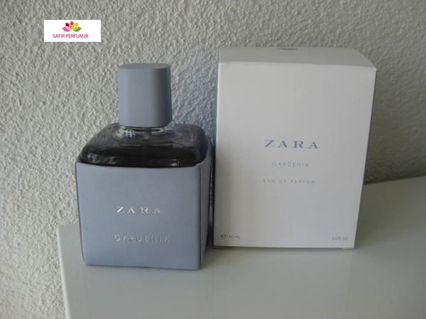عطر زنانه گاردنیا پرفیوم برند زارا Zara Gardenia With