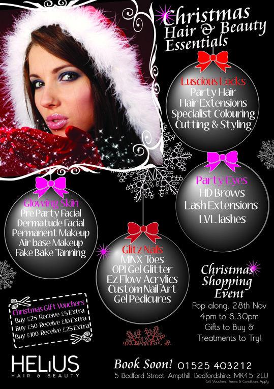 61 best Salon Christmas Promotions images on Pinterest ...