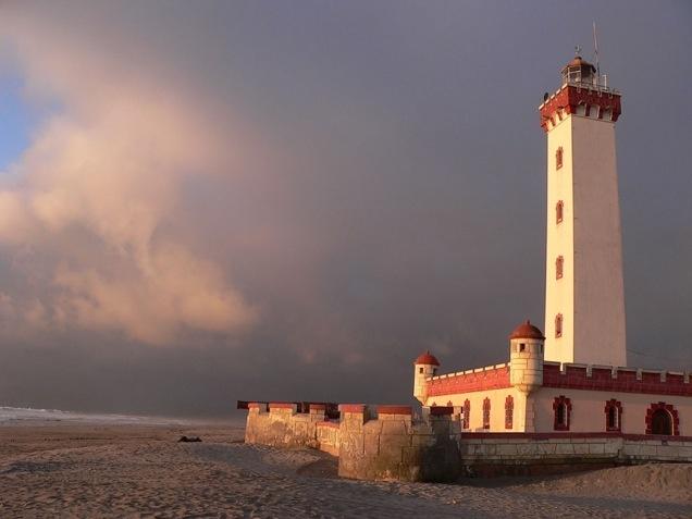 La Serena's Lighthouse, Chile