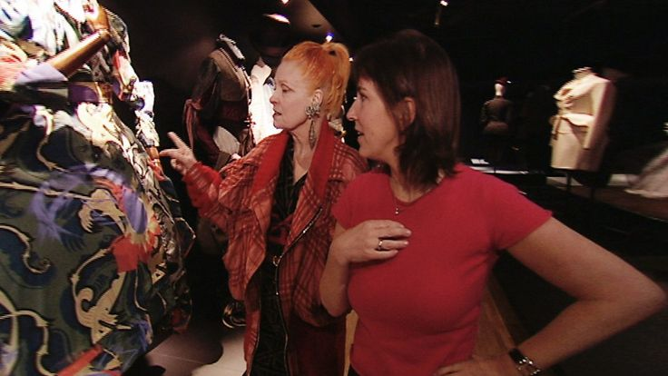 First transmitted in 2004, Kirsty Wark interviews the fashion icon Vivienne Westwood.