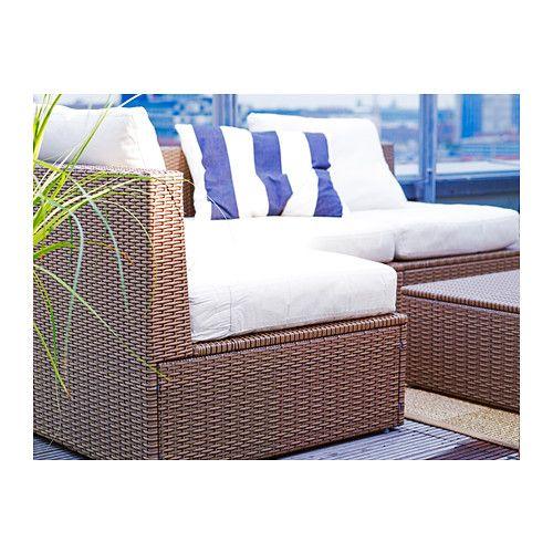 ARHOLMA Elemento a 1 posto IKEA Combina diverse sedute e crea un divano della forma e della misura più adatte al tuo terrazzo o al tuo giard...