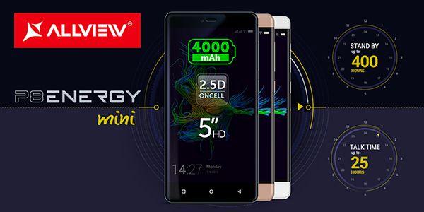 Review Allview P8 Energy mini