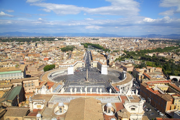The 10 Happiest Cities In The World   8. Rome   (Co.Exist: World changing ideas and innovation).