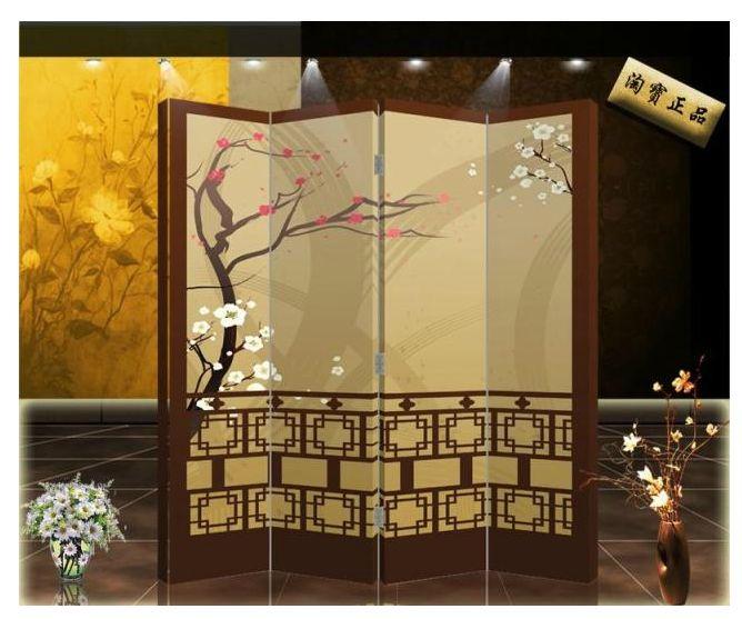 les 13 meilleures images du tableau paravents sur pinterest asiatique chinoise et hauteur. Black Bedroom Furniture Sets. Home Design Ideas