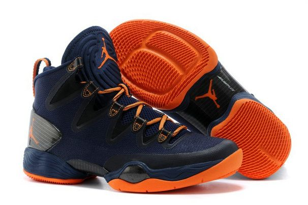 Authentic Cheap Air Jordan 28 Cool Authentic Cheap Air Jordan XX8 SE New  Slate Atomic Orange