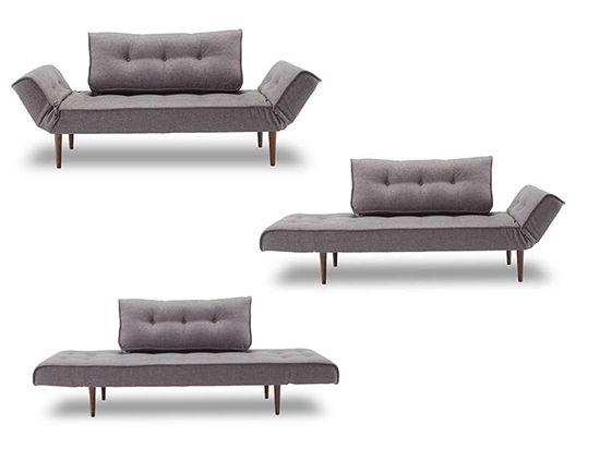 Scandinavian Designs   Sleepers/Daybeds   Ziana Convertible Sofa