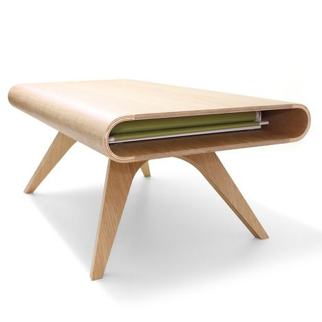 Tabrio Table by Aliki Rovithi & Foant Asour