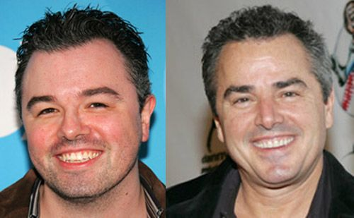 seth macfarlane and christopher knight - Double Yum!!!!!!!!!