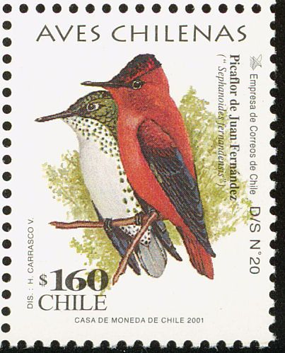 Juan Fernandez Firecrown stamps - mainly images - gallery format