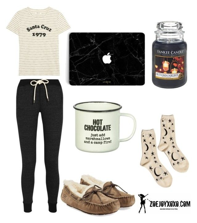 Autumn Essentials by zoejoyxo on Polyvore featuring polyvore, мода, style, Madewell, Splendid, Hansel from Basel, UGG, Parlane, Yankee Candle, fashion and clothing