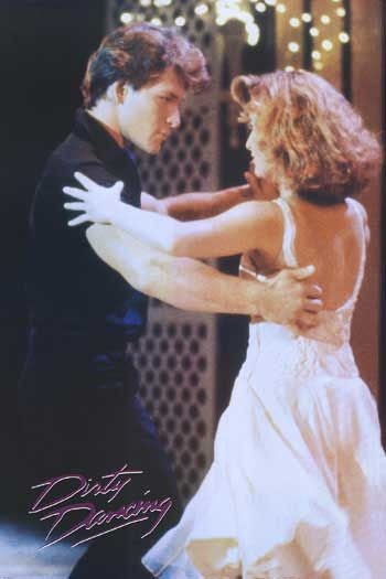 Dirty Dancing Movie 24x36 Patrick Swayze Jennifer Grey Posters High Quality Best