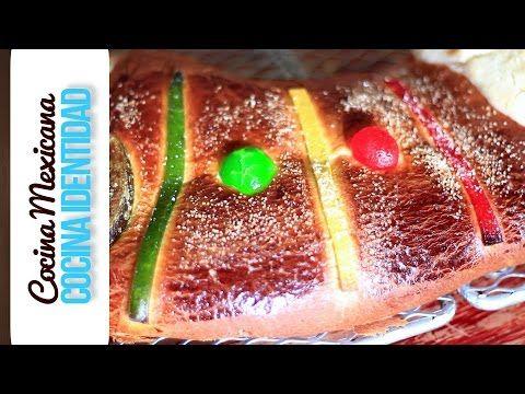 Cómo hacer Rosca de Reyes. Panadería Mexicana. Yuri de Gortari - YouTube